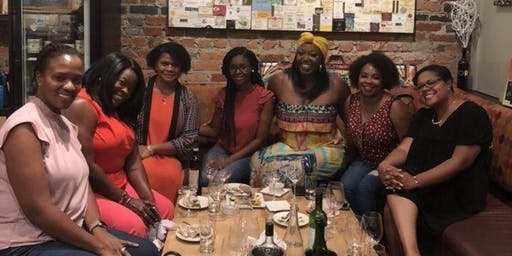 Black Girls Wine Society Jacksonville- Taste of Christmas