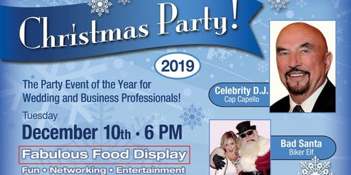 2019 Christmas Party for Wedding & Business Professionals - Upstate NY