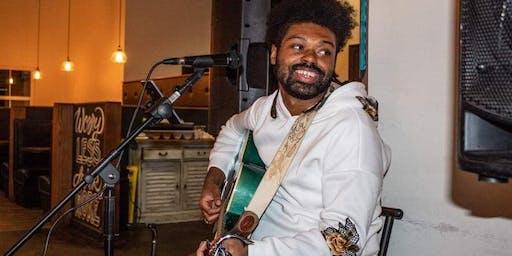 Ameal Cameron LIVE Music Sat 1/4 6p at La Divina