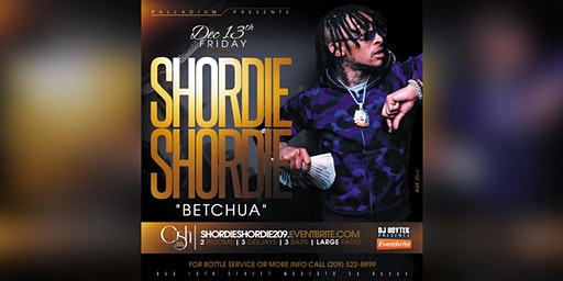 "SHORDIE SHORDIE ""BETCHUA"" LIVE AT THE PALLADIUM NIGHTCLUB"