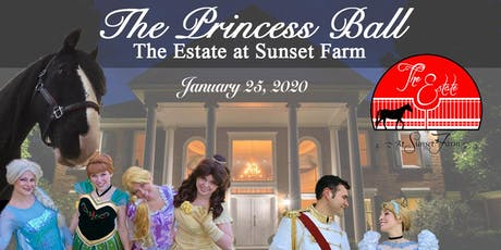 The Princess Ball at The Estate tickets