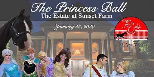 The Princess Ball at The Estate