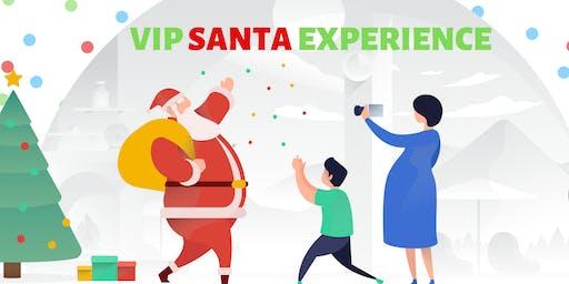 VIP Santa Experience + Sing-A-Long