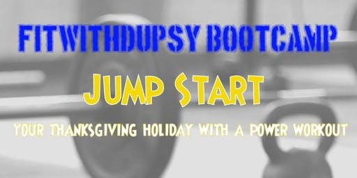 Fitwithdupsy Bootcamp