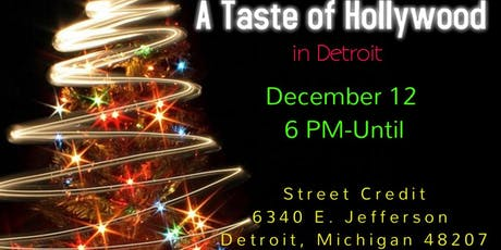 A Taste of Hollywood in Detroit tickets