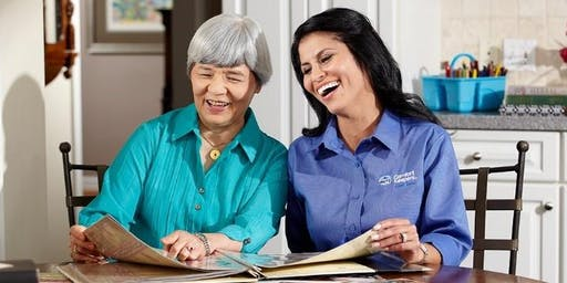 COMFORT KEEPERS HIRING EVENT