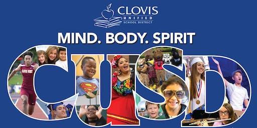 Clovis Unified 7th Annual School Year Teacher Job Fair - January 22, 2020