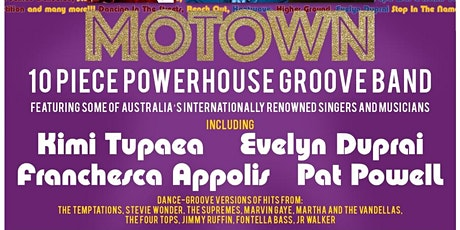 Dancing In The Shadows Of Motown Xmas Dance Party tickets