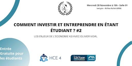Comment investir et entreprendre en étant étudiant ? #2