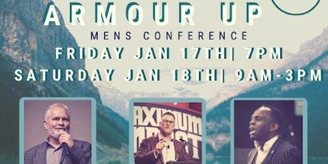 Armour Up 2020 Men's Conference billets