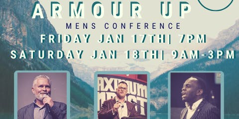 Armour Up 2020 Men's Conference