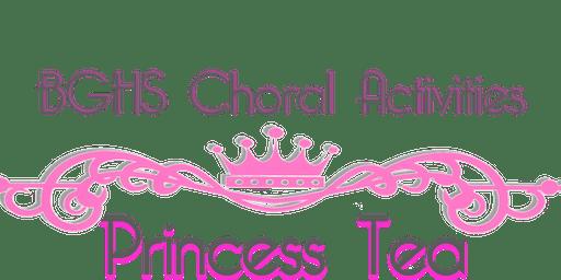 Princess Tea (5 PM)