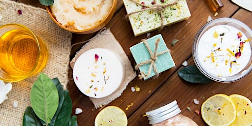 Green Living Kids Making Non-Toxic Body Care Products