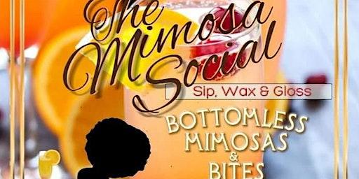 Let's Sip & Pour Wax