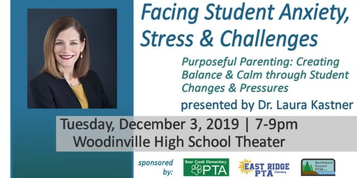 Facing Student Anxiety, Stress & Challenges
