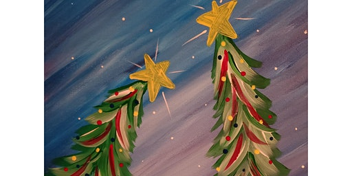 Paint night at Willamette Ale & Cider House with WPolkart