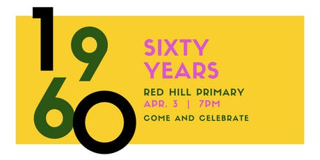 Red Hill Primary School's 60th Anniversary Soiree tickets