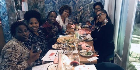 Black Girls Wine Society New Orleans- Taste of Christmas tickets