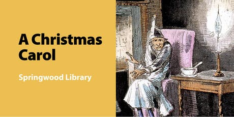 A Christmas Carol: A Public Reading by Geoff Usher tickets
