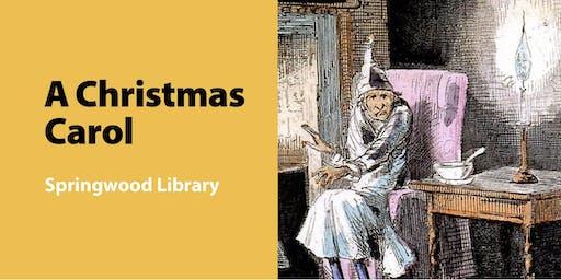 A Christmas Carol: A Public Reading by Geoff Usher