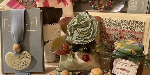 The Holiday Shop and the Holiday Greens Sale - One Day Only!