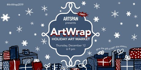ArtWrap: ArtSpan's Holiday Art Market tickets