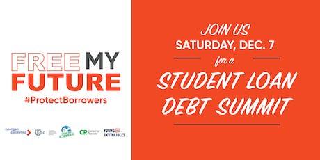 Free My Future Student Loan Debt Summit tickets