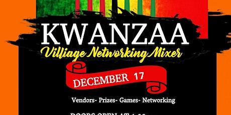 Kwanzaa Village Networking Mixer tickets