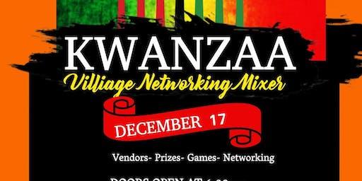 Kwanzaa Village Networking Mixer