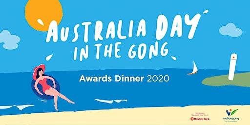Australia Day Awards 2020