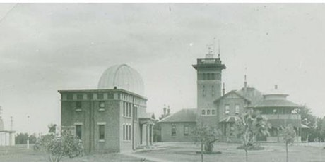 The Perth Observatory - past, present and future. tickets