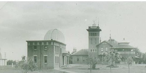 The Perth Observatory - past, present and future.
