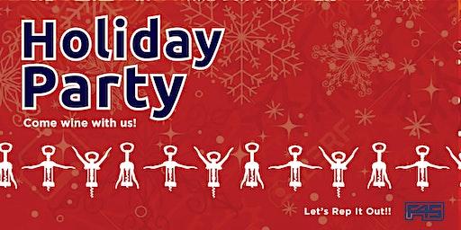 F45 Tecumseh Holiday & Post-Challenge Celebration