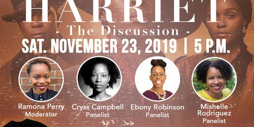 Harriet - The Discussion