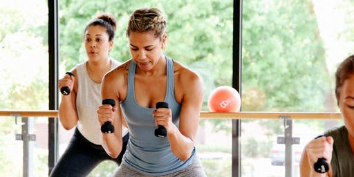 barre3 @ Frances Anderson Center with Meghan