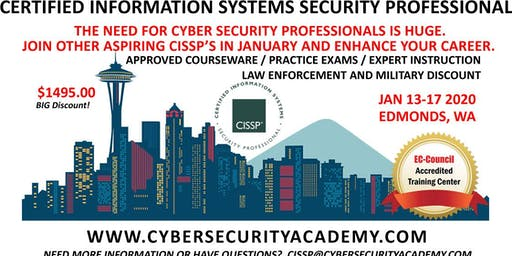Certified Information Systems Security Professional (CISSP) Course
