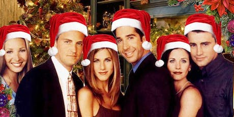 MERRY FRIENDSMAS: Friends Trivia in RICHMOND tickets