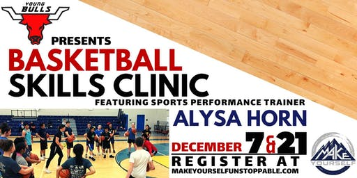 Winter Basketball Skills Clinics