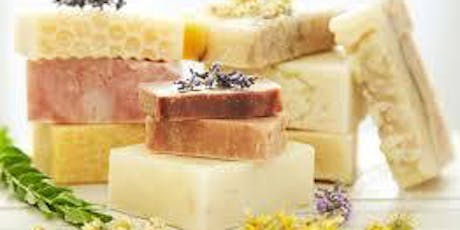 Cold process soap making for beginners tickets