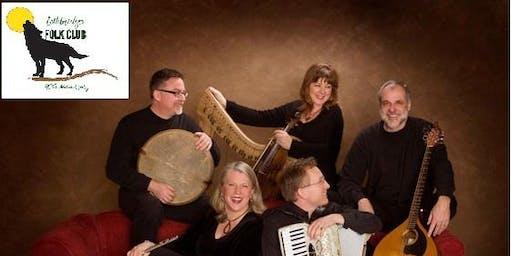 CELTARA presented by Lethbridge Folk Club with opener Kavanagh & Hepher