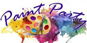 Friday Paint Party!