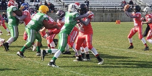 3rd Annual Youth Shrine Bowl Battle of the Borders Game