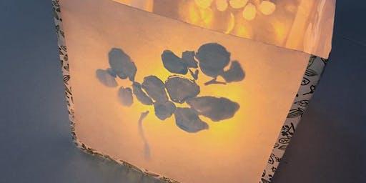 Wax Paper Lanterns - 12-17yrs