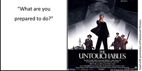The Untouchables (1987) tickets