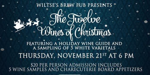 The Twelve Wines of Christmas