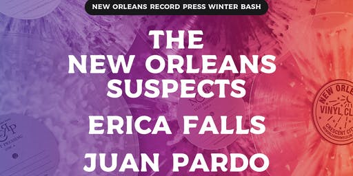 New Orleans Record Press Winter Bash