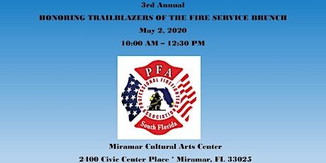 Trailblazers of the Fire Service Brunch tickets