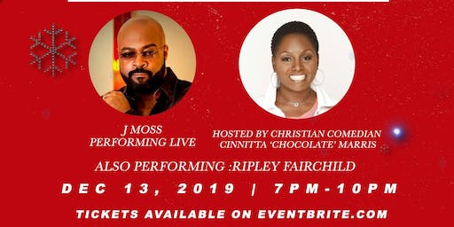 "J. Moss Concert hosted by Cinnitta ""Chocolate"" Morris"