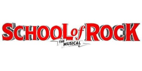 EP Presents: School of Rock! (SHOW #3, FEBRUARY 7TH 2020) tickets