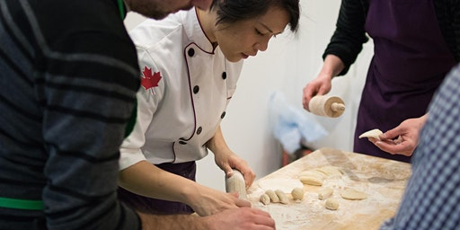 Learn to Make Soup Dumplings & Glutinous Rice Balls with Sesame